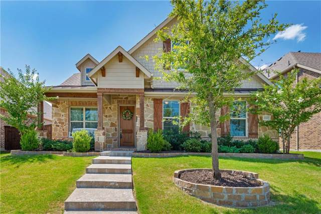 11145 Cerrillos Drive, Frisco, TX 75035 (MLS #14168129) :: Kimberly Davis & Associates