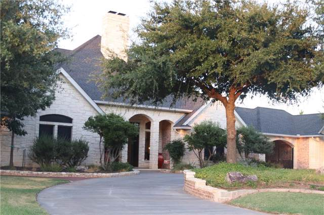 1208 Saddle Lakes Drive, Abilene, TX 79602 (MLS #14168137) :: The Tierny Jordan Network