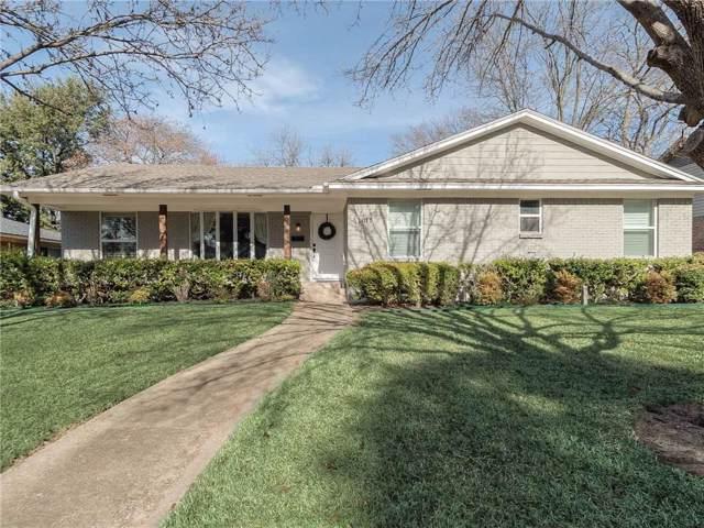 11011 Scotsmeadow Drive, Dallas, TX 75218 (MLS #14168147) :: Van Poole Properties Group