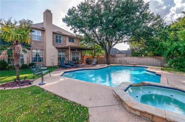 5009 Glen Springs Trail, Fort Worth, TX 76137 (MLS #14168148) :: Robinson Clay Team