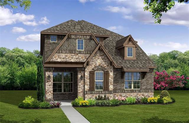5225 Tuscarora Trail, Mckinney, TX 75070 (MLS #14168154) :: The Real Estate Station