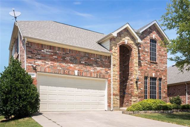 2653 Calmwater Drive, Little Elm, TX 75068 (MLS #14168155) :: The Real Estate Station