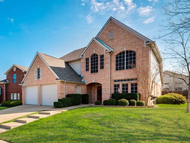 6211 Brook Forest Drive, Arlington, TX 76018 (MLS #14168168) :: The Real Estate Station