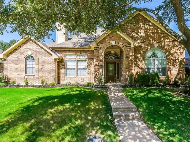 7113 Stoddard Lane, Plano, TX 75025 (MLS #14168189) :: Tenesha Lusk Realty Group