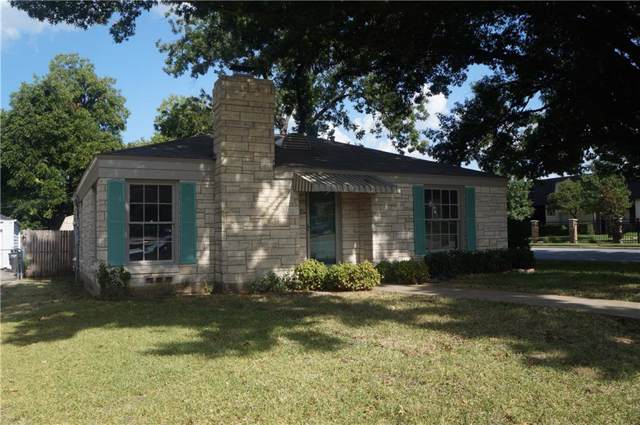 3623 Kell Street, Fort Worth, TX 76109 (MLS #14168214) :: The Mitchell Group