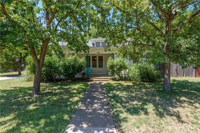 1503 Bolivar Street, Denton, TX 76201 (MLS #14168223) :: RE/MAX Landmark