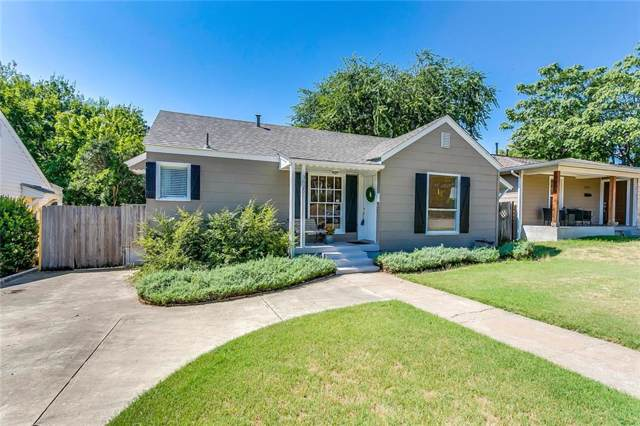 3825 Collinwood Avenue, Fort Worth, TX 76107 (MLS #14168232) :: Potts Realty Group