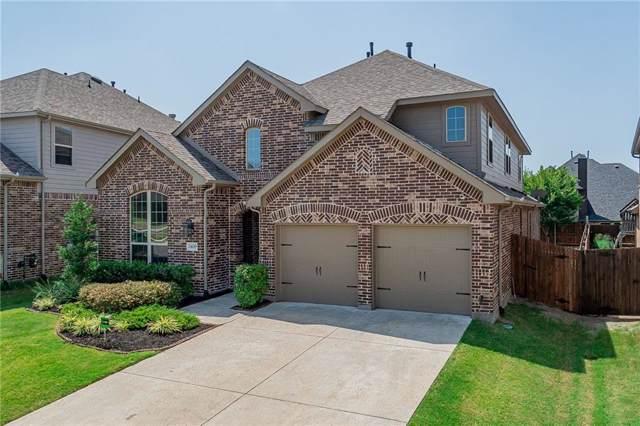 5409 Grove Cove Drive, Mckinney, TX 75071 (MLS #14168233) :: RE/MAX Landmark