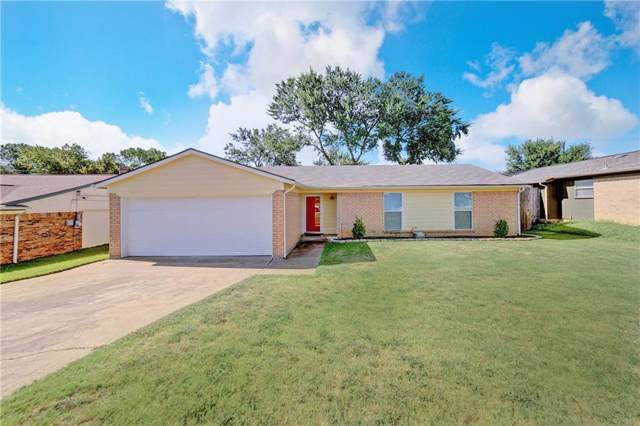 4806 French Wood Drive, Arlington, TX 76016 (MLS #14168240) :: Vibrant Real Estate