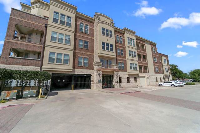 800 E 15th Street #103, Plano, TX 75074 (MLS #14168245) :: Hargrove Realty Group
