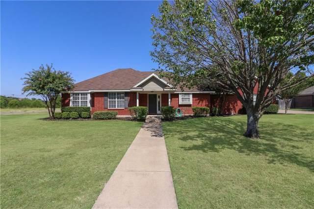 1222 Sandstone Drive, Cleburne, TX 76033 (MLS #14168246) :: The Real Estate Station