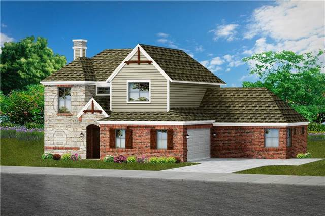 5805 Tory Drive, Grand Prairie, TX 75052 (MLS #14168258) :: Trinity Premier Properties