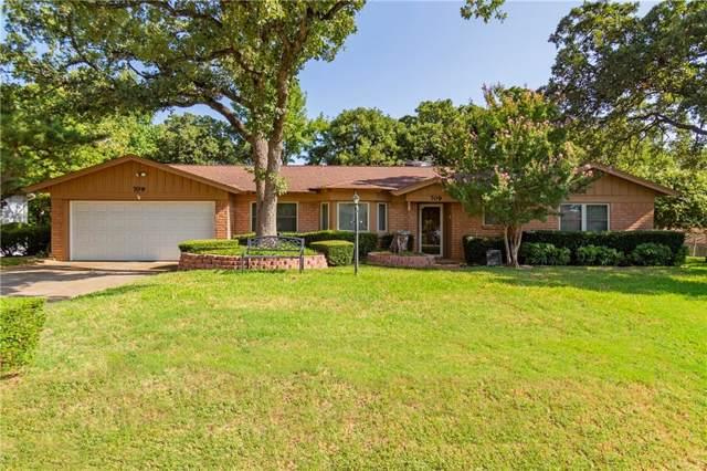 709 Monette Drive, Bedford, TX 76022 (MLS #14168272) :: Team Tiller