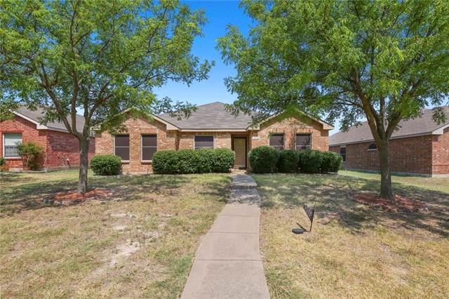 1237 Spring Water Drive, Lancaster, TX 75134 (MLS #14168285) :: RE/MAX Town & Country