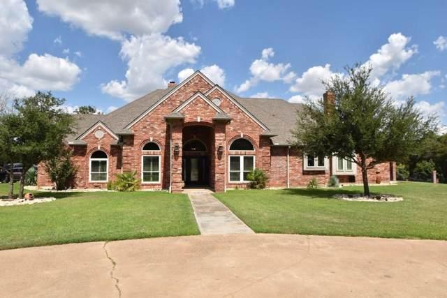 1431 Highland View Road, Stephenville, TX 76401 (MLS #14168295) :: Team Hodnett