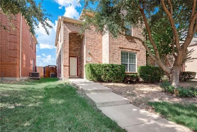 1142 Jamie Drive, Grand Prairie, TX 75052 (MLS #14168298) :: Ann Carr Real Estate