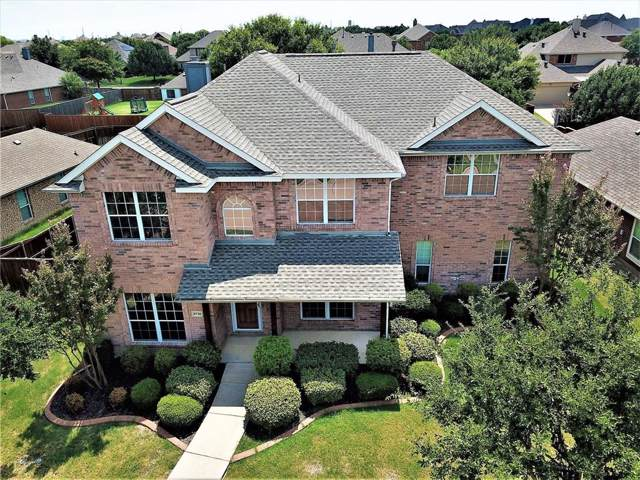 3735 Neptune Circle, Frisco, TX 75033 (MLS #14168333) :: RE/MAX Town & Country