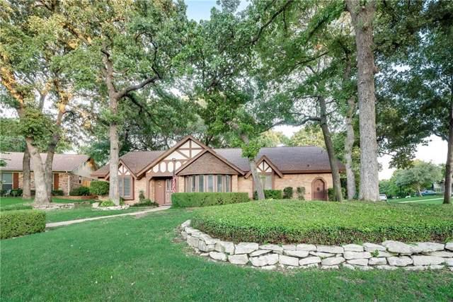 3711 Melstone Drive, Arlington, TX 76016 (MLS #14168340) :: Vibrant Real Estate
