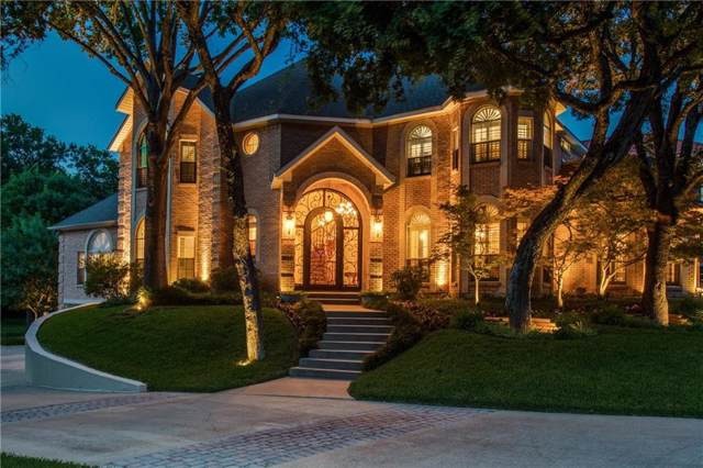 3609 Clubgate Drive, Fort Worth, TX 76137 (MLS #14168342) :: All Cities Realty