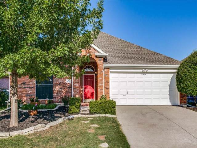 2824 Woodson Drive, Mckinney, TX 75072 (MLS #14168348) :: All Cities Realty
