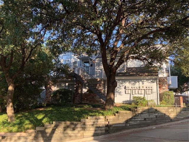 3418 Country Club Drive W #143, Irving, TX 75038 (MLS #14168369) :: RE/MAX Landmark