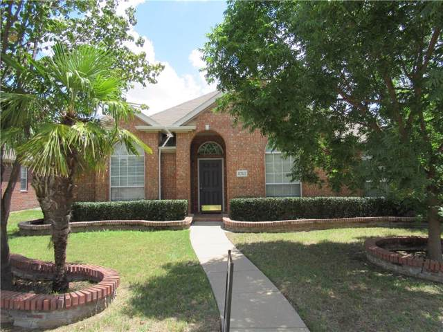 8712 Clearview Court, Plano, TX 75025 (MLS #14168378) :: Tenesha Lusk Realty Group