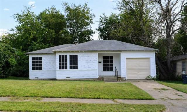 3463 W Gambrell Street, Fort Worth, TX 76133 (MLS #14168430) :: RE/MAX Town & Country