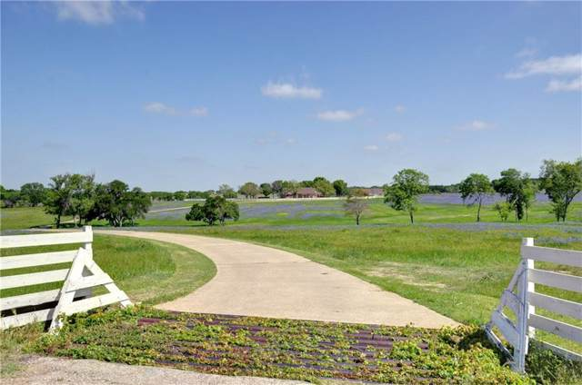 2200 Countryclub Road, Ennis, TX 75119 (MLS #14168433) :: The Mitchell Group