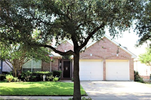 4701 Belladonna Drive, Fort Worth, TX 76123 (MLS #14168448) :: All Cities Realty