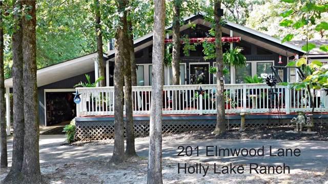 201 Elmwood Lane, Holly Lake Ranch, TX 75765 (MLS #14168450) :: The Mitchell Group