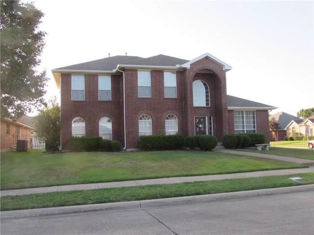 1624 Mercury Place, Mesquite, TX 75181 (MLS #14168452) :: RE/MAX Landmark