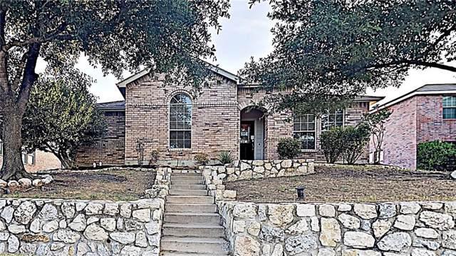 508 Bruback Drive, Royse City, TX 75189 (MLS #14168466) :: The Rhodes Team