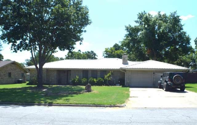 314 Rosebud Drive, Stephenville, TX 76401 (MLS #14168486) :: Team Hodnett