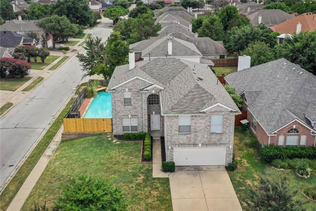 4958 Tulip Lane, Fort Worth, TX 76137 (MLS #14168500) :: All Cities Realty