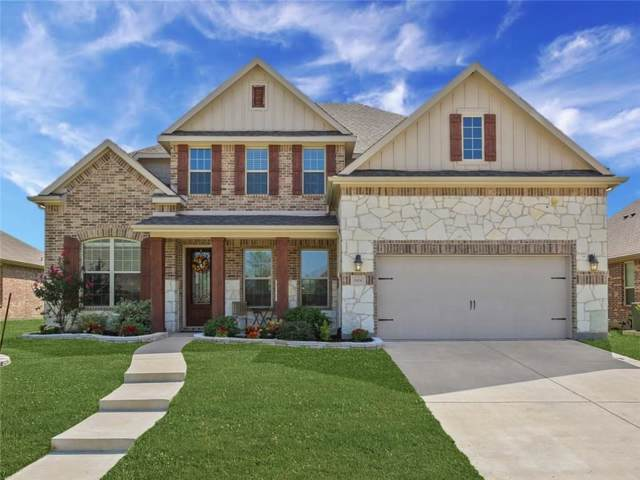 1604 Keswick Drive, Mckinney, TX 75071 (MLS #14168509) :: The Real Estate Station