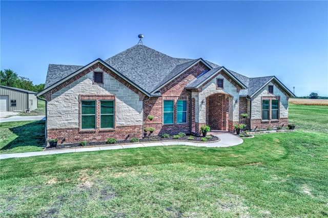 1876 County Road 2740, Caddo Mills, TX 75135 (MLS #14168525) :: RE/MAX Town & Country