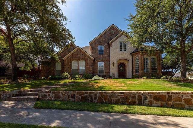 4871 Voyager Drive, Frisco, TX 75034 (MLS #14168530) :: Tenesha Lusk Realty Group