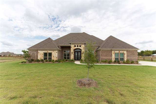 7225 Faught Road, Northlake, TX 76226 (MLS #14168539) :: The Real Estate Station