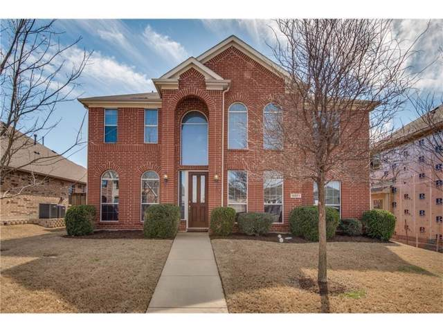 12071 Big Spring Drive, Frisco, TX 75035 (MLS #14168560) :: Tenesha Lusk Realty Group