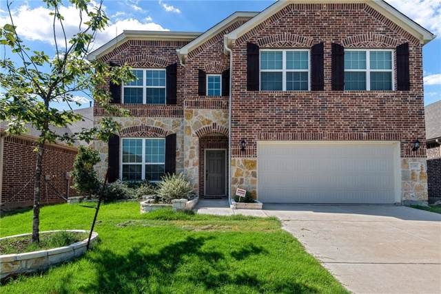 2336 Candler Club Way, Little Elm, TX 75068 (MLS #14168563) :: Tenesha Lusk Realty Group