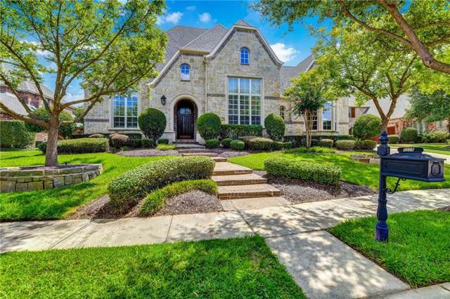 5009 Glenshire Drive, Flower Mound, TX 75028 (MLS #14168564) :: Lynn Wilson with Keller Williams DFW/Southlake
