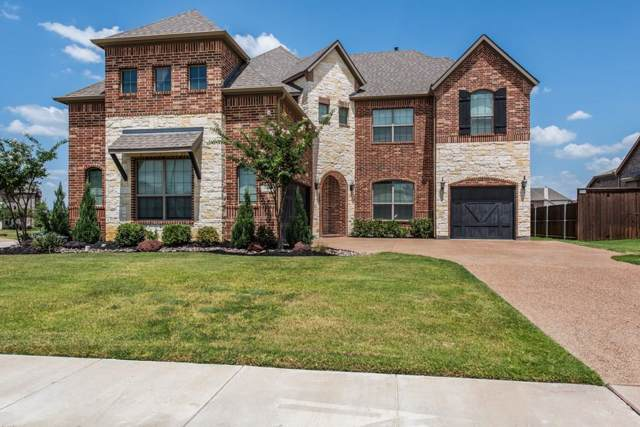 2201 Bent Creek Court, Mansfield, TX 76063 (MLS #14168572) :: The Tierny Jordan Network