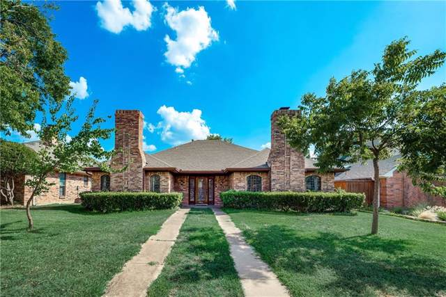 3914 Winter Park Lane, Addison, TX 75001 (MLS #14168573) :: Potts Realty Group