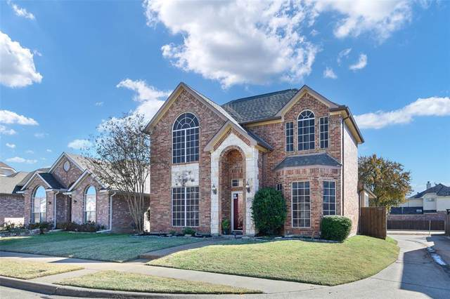1422 Post Oak Drive, Rowlett, TX 75089 (MLS #14168580) :: RE/MAX Town & Country