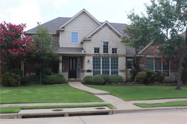 8058 Staley Drive, Frisco, TX 75036 (MLS #14168594) :: Tenesha Lusk Realty Group