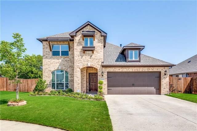 5008 Stillhouse Hollow Lane, Denton, TX 76226 (MLS #14168602) :: Kimberly Davis & Associates