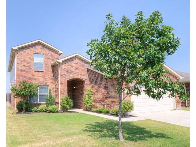 10409 Donnis Drive, Fort Worth, TX 76244 (MLS #14168605) :: All Cities Realty