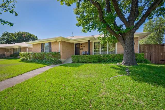 1560 Mapleton Drive, Dallas, TX 75228 (MLS #14168621) :: The Real Estate Station
