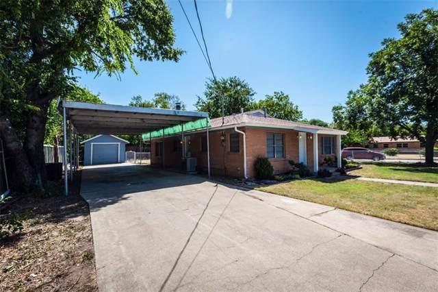 125 Opal Street, Saginaw, TX 76179 (MLS #14168623) :: Kimberly Davis & Associates