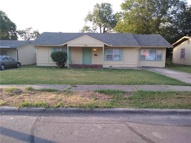 2728 E Ann Arbor Avenue, Dallas, TX 75216 (MLS #14168626) :: Century 21 Judge Fite Company